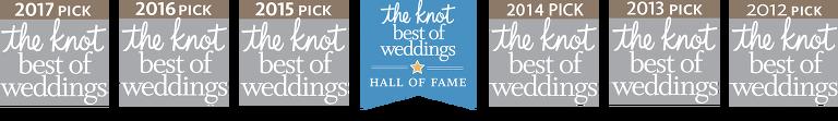 The Knot Best Photography Award Winner